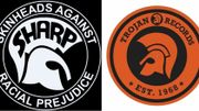 Le logo SHARP et Trojan Records