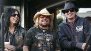 Le groupe Mötley Crüe prendra sa retraite avec un concert d'adieu le 31 décembre 2015