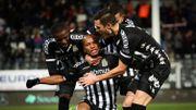 Trois buts face au Cercle, la passe de trois et la sixième place provisoire pour Charleroi