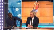 Maria Sharapova et Gilbert Bodart sur le banc des relookés ce matin !