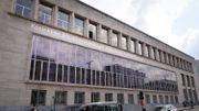 Une salle de lecture de journaux flambant neuve pour la Bibliothèque royale