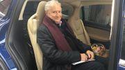 Daniel Prevost dans Hep Taxi ! Un génie pas reconnu ?