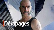 """""""Dérapages"""" sur Arte, la première série TV d'Eric Cantona"""