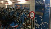Le Point- vélo (Blue-bike SNCB)