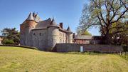 La balade de Carine : Le château du Fosteau