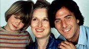 """""""Kramer contre Kramer"""": Dustin Hoffman et Meryl Streep ennemis dans la  fiction et dans la vie"""