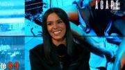 La chanteuse françaiseShy'm nous dévoile son albumAgapé, un amour inconditionnel