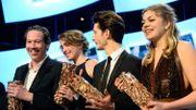Les principaux lauréats aux César 2015