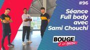 Bouge à la maison : un champion de Belgique de judo aux côtés de Malik et Manzul