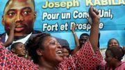 Joseph Kabila élu
