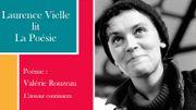 """Laurence Vielle lit """"L'amour continuera"""" de Valérie Rouzeau"""