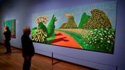 David Hockney rencontre Van Gogh à Amsterdam
