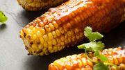 Recette de Candice: Epis de maïs sauce barbecue