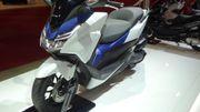 Nouveau scooter Honda Forza 125