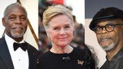 L'Académie des Oscars va récompenser Danny Glover, Samuel L. Jackson et Liv Ullmann