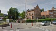 L'ancienne école de la rue du Korenbeek.