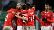 La Suisse se qualifie pour le Mondial 2018