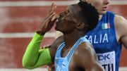 "Le ""repêché"" Makwala sera en finale du 200m, Van Niekerk passe de justesse"