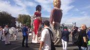 Les géants de Charleroi