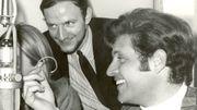 Jacques Mercier et Joe Dassin