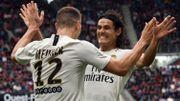 Le PSG écrase Guingamp 9-0, Meunier buteur