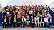 Une journée à Cannes : photo de famille historique