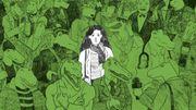 Une bande dessinée pleine de crocodiles pour parler de harcèlement