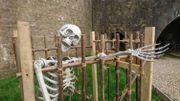 Halloween célébré aussi au Château Fort de Sedan