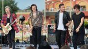 Le boys band One Direction revient dans les bacs avec un quatrième opus