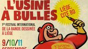 Un premier festival international de la bande dessinée arrive à Liège