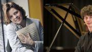Ne ratez pas le récital de piano d'Eliane Reyers et Valère Burnon