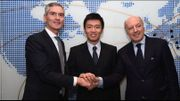 L'Inter Milan officialise l'arrivée de Giuseppe Marotta, ancien de la Juve