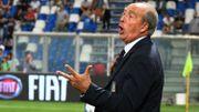Après l'échec de l'Italie, le sélectionneur prend la porte