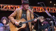 Neil Young: un album live acoustique