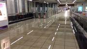 Station de métro Rodebeek.