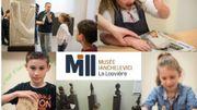 Le Musée Ianchelevici à La Louvière annonce un plantureux programme 2017 pour ses 30 ans