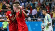Il y a un an, Chaldi faisait chavirer la Belgique en qualifiant les Diables face au Japon