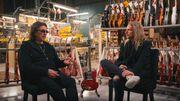 Tony Iommi de Black Sabbath et Richie Faulkner de Judas Priest évoquent leurs influences