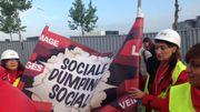 La FGTB veut informer les travailleurs des conséquences du dumping social.