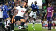 Hazard, Dembélé, Lukaku et Januzaj dans le top 100 des dribbleurs du top 5 européen
