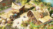 Les différentes zones du parc seront profondément transformées