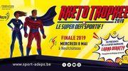 Finale du Rhéto Trophée à Neufchâteau : les gagnants sont ....