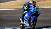 Moto3 : Baltus grimpe sur la grille, première pole pour Fernandez...