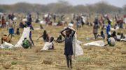 Le Soudan du Sud, toujours en proie à une grave crise alimentaire.