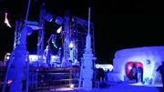 Ce festival se tient en plein désert, avec pour décor celui de la saga Star Wars.