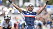 Mondial de cyclisme: Le Français Cosnefroy s'impose chez les espoirs