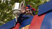 Andrés Iniesta dit encore hésiter entre la Chine et le Japon