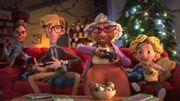 Ce petit film d'animation pour Noël est un cadeau pour vos yeux