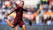Radja Nainggolan élu 'Joueur de la Saison' par les supporters de la Roma