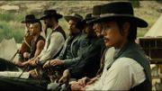 """Denzel Washington flingue dans la bande annonce des """"Sept Mercenaires"""""""